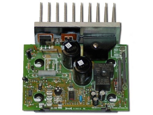 NordicTrack EXP2000 Treadmill Motor Control Board Model Number NTTL11991 Part Number 141877 by NordicTrack