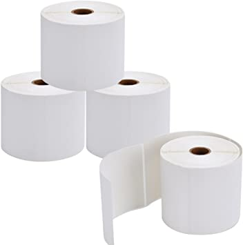 """2.25/""""x0.75/"""", 50 Rolls Zebra Compatible Shipping Address Direct Thermal Labels"""