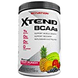 Cheap Scivation Xtend BCAA Powder, Branched Chain Amino Acids, BCAAs, Fruit Punch, 30 Servings