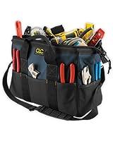 Custom LeatherCraft 1165 Large BigMouth Bag, 22-Pockets