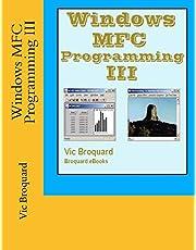 Windows MFC Programming III