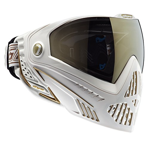 Dye i5 Paintball Goggle (White/Gold)