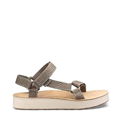 de5808f44ed7 Teva Womens Midform Universal Geometric Sandal