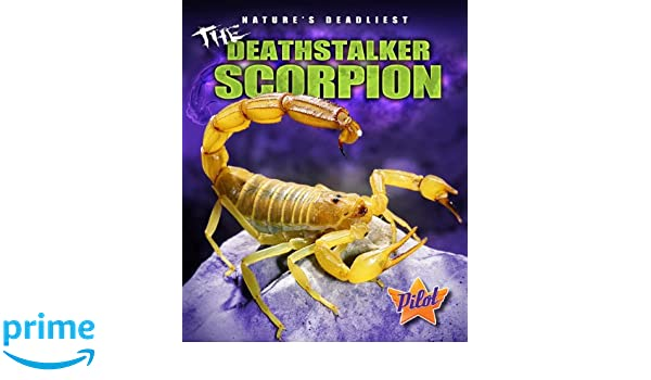 The Deathstalker Scorpion (Nature's Deadliest): Lisa Owings