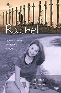 Rachel le Journal Intime d une Jeune Martyre par  Nimmo Beth & Scott Darrell