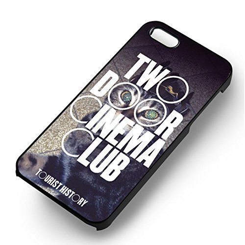 Album Two Door pour Coque Iphone 6 et Coque Iphone 6s Case (Noir Boîtier en plastique dur) N3K7QH