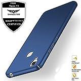 SHINESTAR All Sides Protection '360 Degree' Sleek Rubberised Matte Hard Back Case Cover For VIVO V3 (Blue)