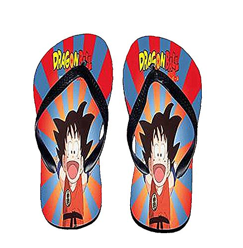 Bromeo Dragon Ball Anime Unisex Flip Flops Chanclas 900
