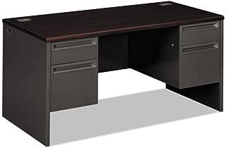 product image for HON38155NS - HON 38000 Series Double Pedestal Desk