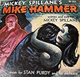 Mickey Spillane's Mike Hammer, Written and Told By Mickey Spillane (1954) LP