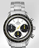 Image of Omega Men's 32630405004001 Speed Master Analog Display Automatic Self Wind Silver Watch
