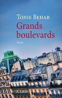 Grands boulevards par Behar