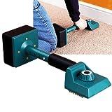 Telescoping adjustable Carpet Kicker Knee Installer Contractor Remodel Tool HD