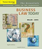 img - for Business Law Today: The Essentials book / textbook / text book