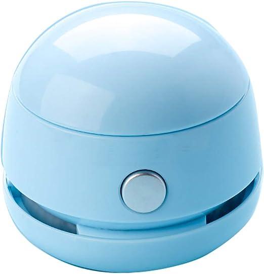Chinashow Mini Aspirador de Escritorio portátil USB – Aspirador de ...