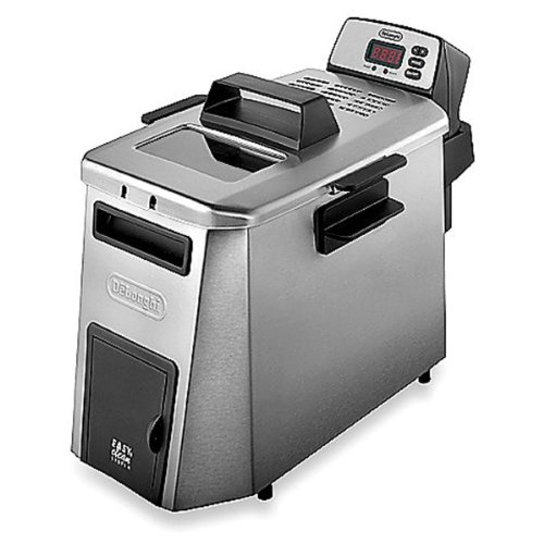 dual zone deep fryer - 5