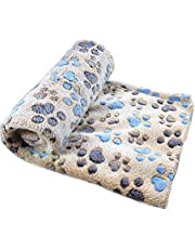 Bullidea Pet Blanket Doghouse Mat Dog Blanket Warm Blanket Thickening Super Soft and Fluffy Dog Cat Puppy Blanket
