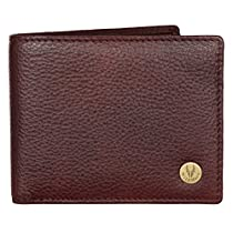 WildHorn New Design Bombay Brown 100% Genuine Men's Leather Wallet (BOMBAY BROWN)