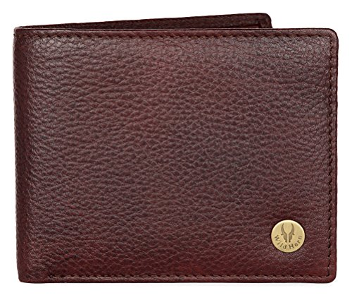 WildHorn Brown Men's Wallet (WH2055 Bombay Brown)