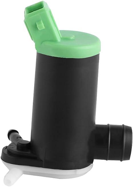 Windscreen Washer Pump-Car Windshield Windscreen Washer Wiper Motor Pump for Peugeot 106 206 306 406 806