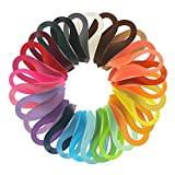 IMISNO DIY Art Paper Quilling Set 3600 Strips 30 Colors 39cm Length/strips with Slotted Tool (Paper Width 3mm)
