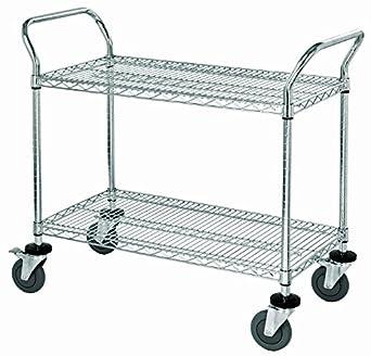 2 tier wire cart wire center u2022 rh quickcav co