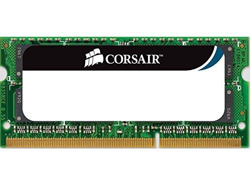 Corsair 4GB (1x4GB) DDR3 1066 MHz (PC3 8500) Laptop Memory -