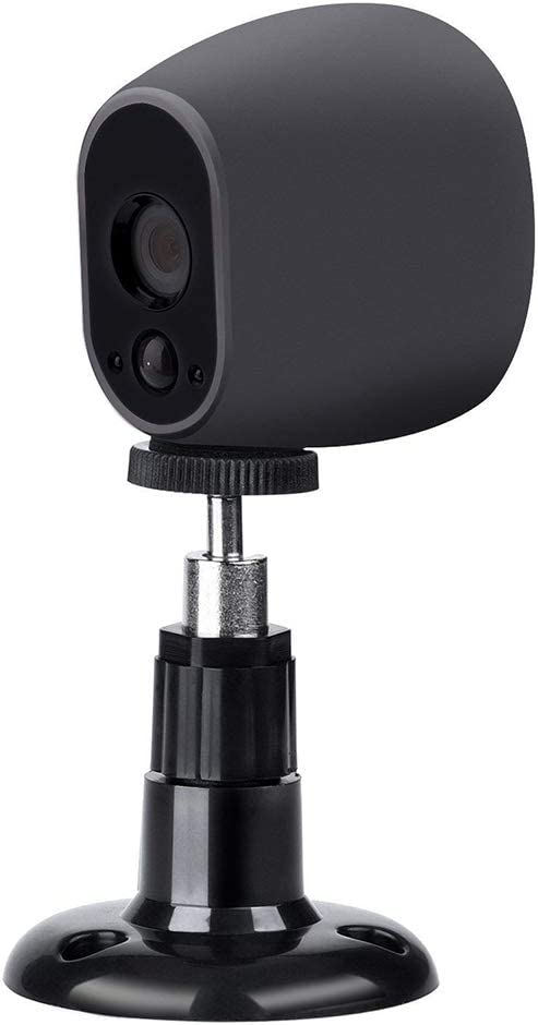 Powerfulline Practical Camera Plastic Security Bracket Stand Wall Mount for Arlo//Arlo Pro
