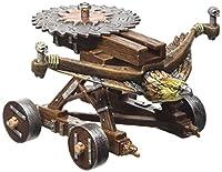 Diskus-Wurfmaschine - königliche Verteidiger
