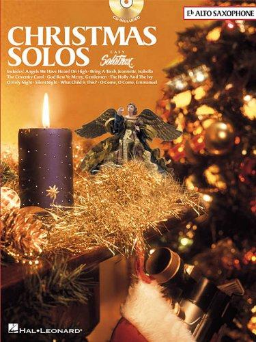 Christmas Solos: Alto Sax