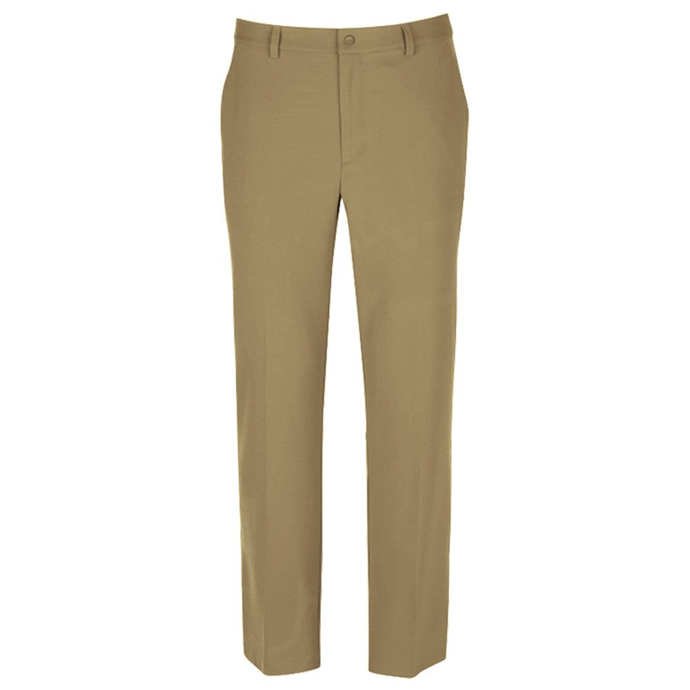 Greg Norman Men's Ml75 Microlux Pant, Bamboo, W: 34'' x L: 30'' by Greg Norman