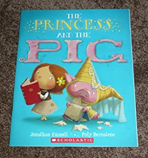 Book Cover: The Princess and the Pig