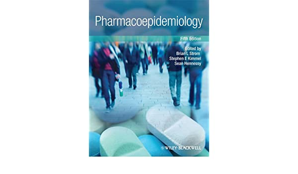 textbook of pharmacoepidemiology strom brian l kimmel stephen e hennessy sean