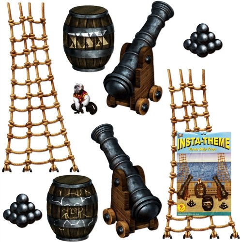 Pirate Ship Props (Scallywag Pirate)
