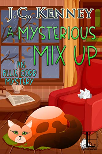 A Mysterious Mix Up (An Allie Cobb Mystery Book 3) by [Kenney, J.C.]