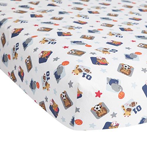 Lambs & Ivy Future All-Star Crib (All Star Crib Bedding)