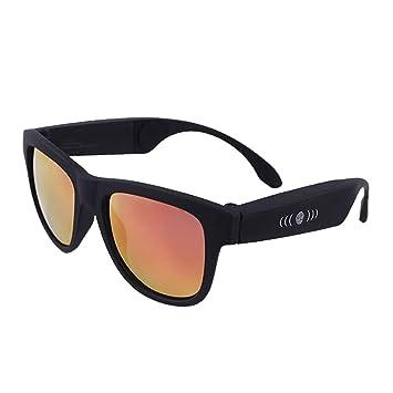 Gafas De Sol Bluetooth, con Lentes De Seguridad Polarizadas ...