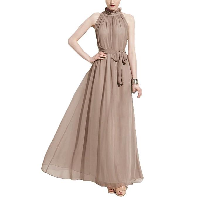 Vestido de Fiesta para Boda - Juleya Vestido de Dama de Honor de la Novia Vestido