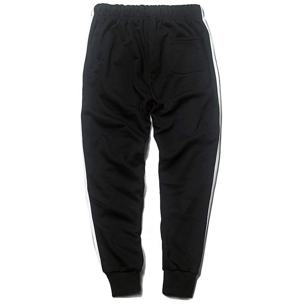 nicesale Palace Sweatpants|Palace Thin Three-Bar Sports Pants Cotton Terry Pants: Amazon.es: Ropa y accesorios
