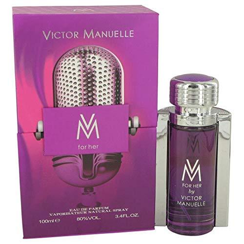 Victor Manuel Women 3.4 Oz EAU De Perfum Vaporizer Natural Spray
