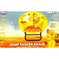 Lion King Mini Saucer Chair