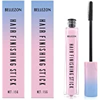 Hair Finishing Stick, 2 Pack For Flyaway Feel Stick Hair, Small Broken Hairs Finishing Cream, Non-Greasy and Non-Sticky