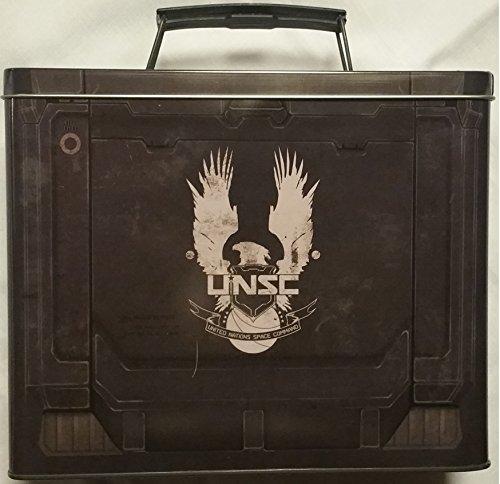Loot Crate Halo 5 Tin Ammo Box