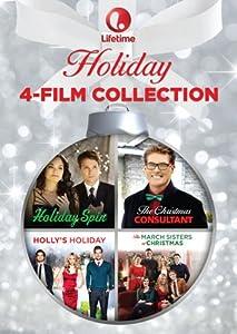Amazon.com: Lifetime Holiday 4-Film Collection [The Christmas ...