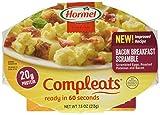 Compleats Hormel Breakfast Scramble, Bacon, 7.5 Ounce (Pack of 7)