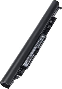 RHYBOR JC03 JC04 Laptop Battery for HP Pavilion 250 G6 919700-850 919701-850 919681-421 HSTNN-DB8E HSTNN-H7BX HSTNN-L67N HSTNN-PB6Y TPN-W130 TPN-C129-Full Compatible with 10.95V-14.8V