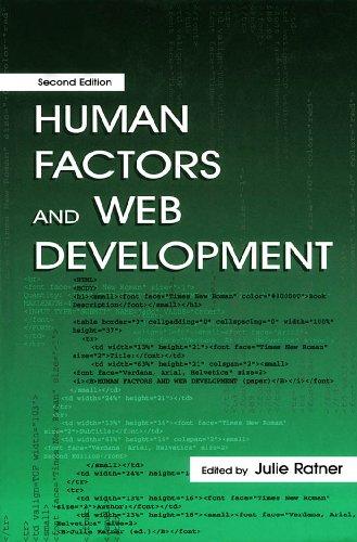 Download Human Factors and Web Development, Second Edition Pdf