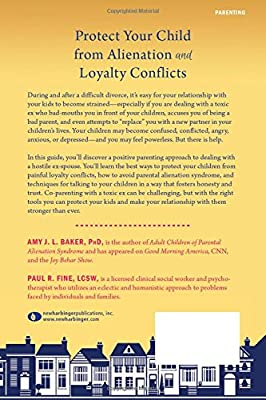Co-Parenting with a Toxic Ex: AMY & FINE PAUL BAKER: Amazon