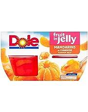 Dole Fruit & Jelly Mandarins - 4 x 113g