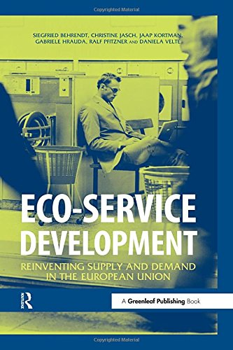 Eco-service Development: Reinventing Supply and Demand in the European Union ebook